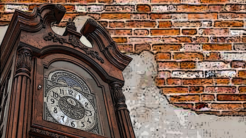 Brihospotis Clock