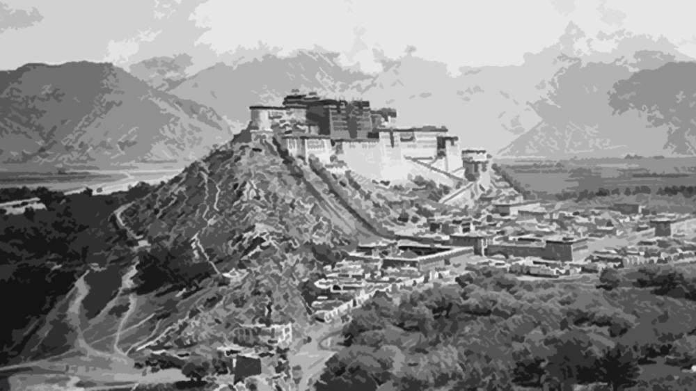 Spy To Lhasa